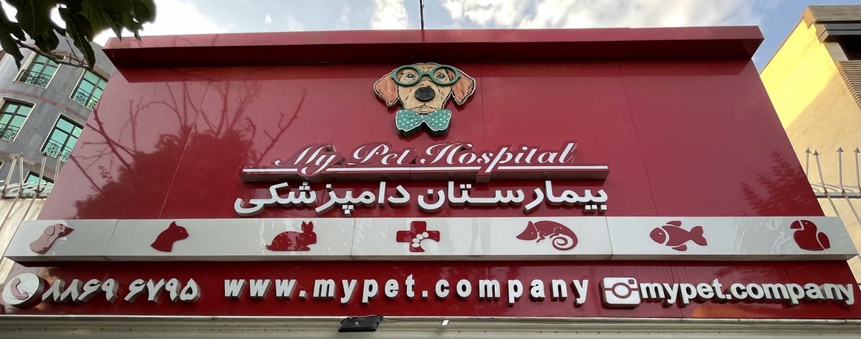 بیمارستان دامپزشکی My Pet